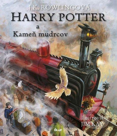 Harry Potter a Kameň mudrcov (Kniha 1) - J.K. Rowling