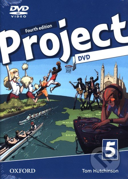 Project 5 - DVD - Tom Hutchinson