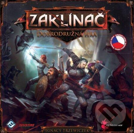 Zaklínač: Dobrodružná hra - Ignacy Trzewiczek
