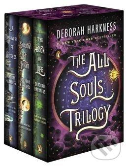 The All Souls Trilogy (Boxed Set) - Deborah Harkness
