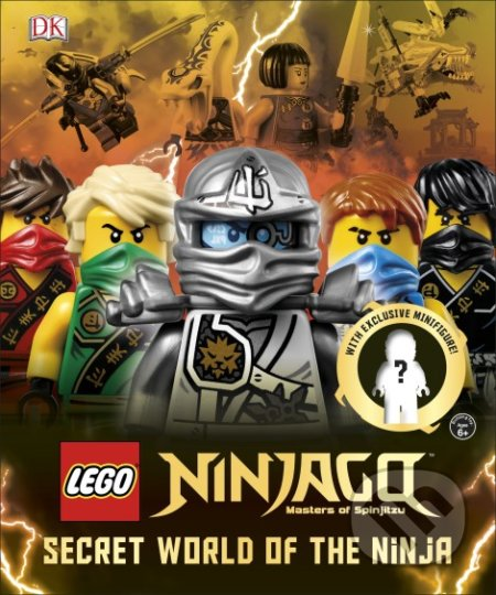 Ninjago Secret World of the Ninja - Beth Landis Hester