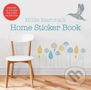 Millie Marotta\'s Home Sticker Book - Millie Marotta