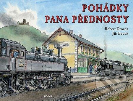 Pohádky pana přednosty - Robert Drozda, Jiří Bouda