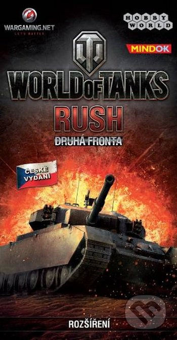 World of Tanks: Druhá fronta - Nikolay Pegasov