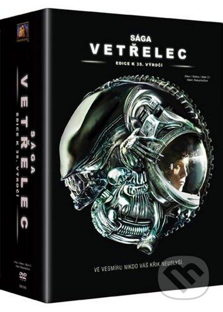 Sága Vetřelec DVD