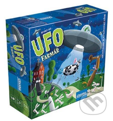 UFO Farmář - Helmut Ast