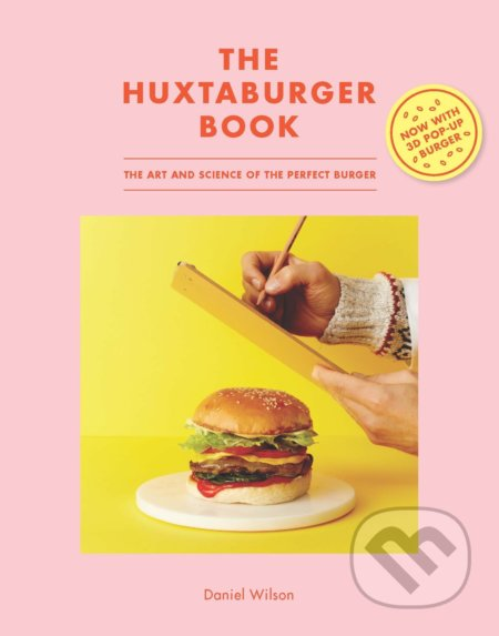 The Huxtaburger Book - Daniel Wilson