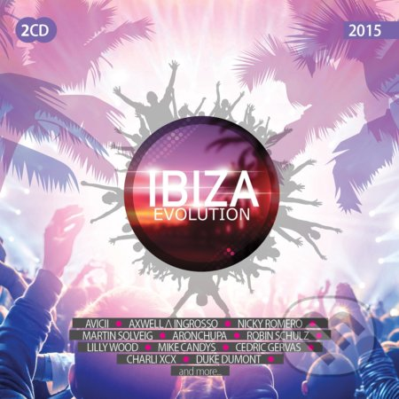 Ibiza Evolution 2015 (Various Artists) -