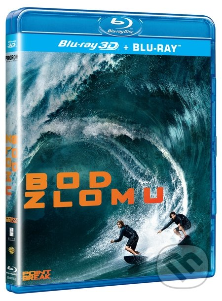 Point Break 3D BLU-RAY3D