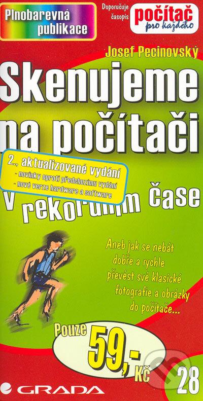 Skenujeme na počítači - Josef Pecinovský