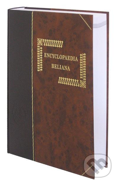 Encyclopaedia Beliana 4. zväzok - Kolektív autorov