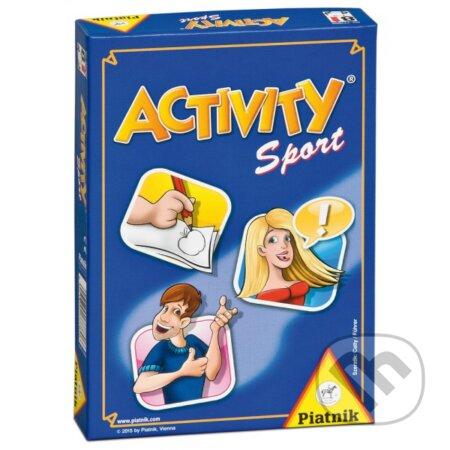 Activity Sport - Paul Catty