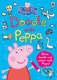 Peppa Pig: Doodle with Peppa -