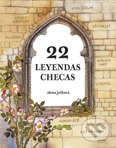 22 leyendas checas / 22 českých legend - Alena Ježková