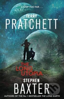 The Long Utopia - Terry Pratchett, Stephen Baxter