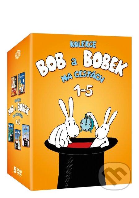 Bob a Bobek na cestách kolekce DVD
