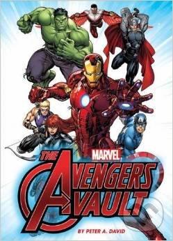 The Avengers Vault - Peter A. David