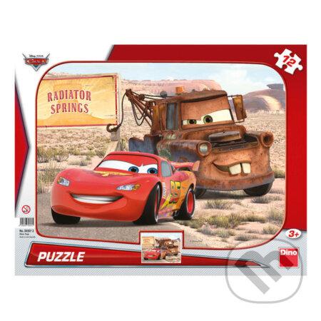 Cars: Blesk & Burák -