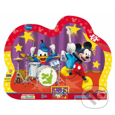 Mickeyho kapela -