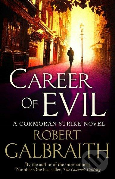 Career of Evil - Robert Galbraith, J.K. Rowling