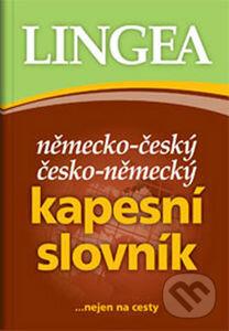 Německo-český a česko-německý kapesní slovník -