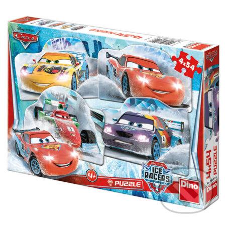 Cars na ledě -
