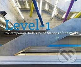 Level 1: Contemporary Underground Stations of the World - Lisa Baker