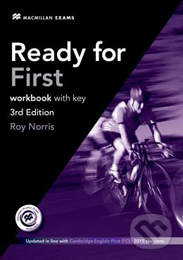 Ready for First: Workbook with Key - Roy Norris
