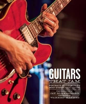 Guitars that Jam - Jay Blakesberg