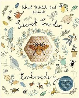 Secret Garden Embroidery - Sophie Simpson