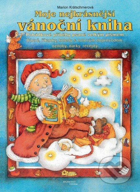 Moje nejkrásnější vánoční kniha -