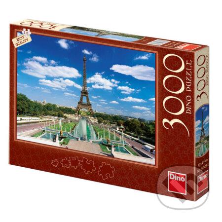 Eiffelova věž -