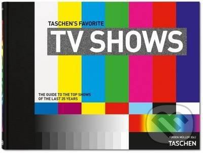 Taschen\'s Favorite TV Shows - Jürgen Müller