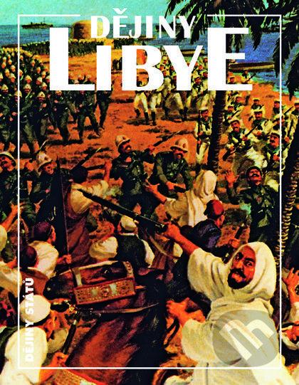 Dějiny Libye - Eduard Gombár