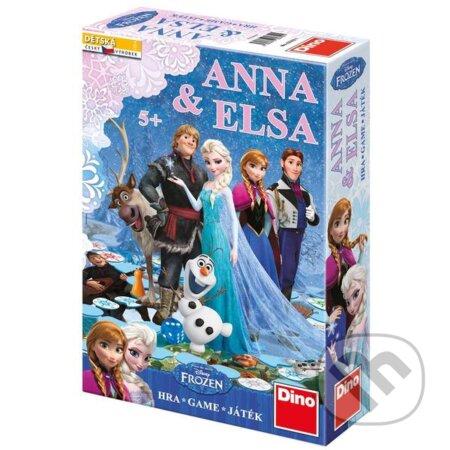 Anna & Elsa Frozen -