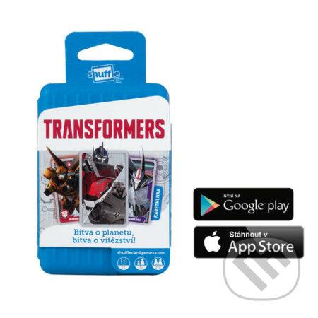 Shuffle: Transformers -