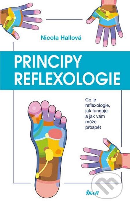 Principy reflexologie - Nicola Hallová