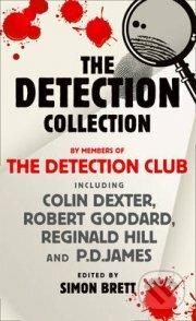 The Detection Collection - Colin Dexter, Robert Goddard, Reginald Hill, P.D. James