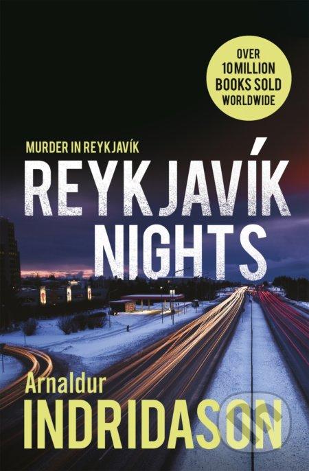 Reykjavík Nights - Arnaldur Indridason