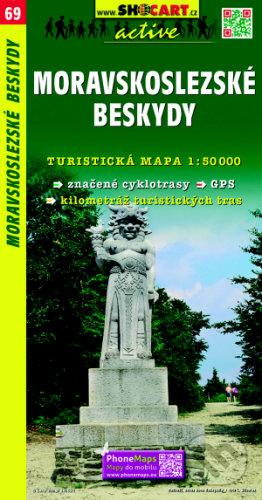 Moravskoslezské Beskydy 1:50 000 -