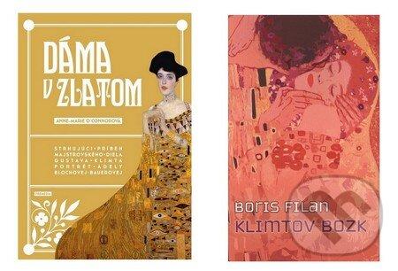 Dáma v zlatom + Klimtov bozk (kolekcia) - Anne-Marie O'Connor, Boris Filan