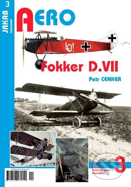 Fokker D.VII - Petr Cenker