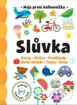 Moje první knihovnička - Slůvka -