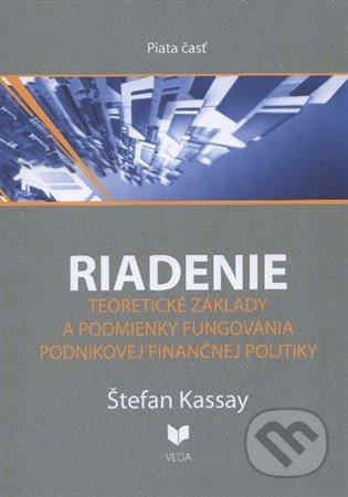 Riadenie 5 - Štefan Kassay