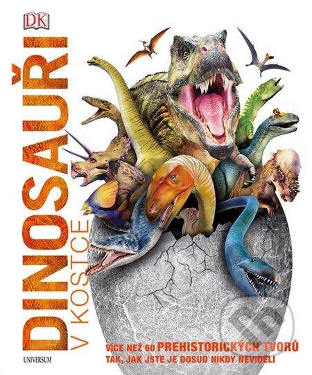 Dinosauři v kostce - John Woodward