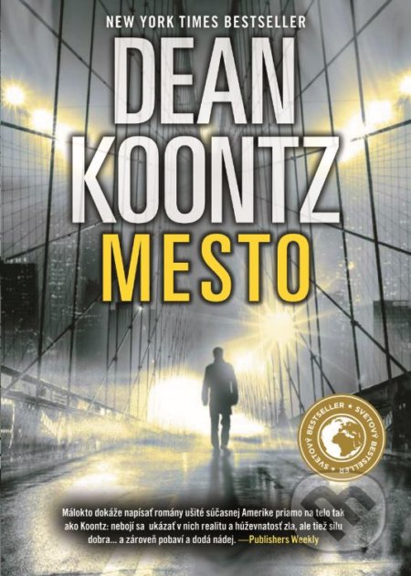 Mesto - Dean Koontz