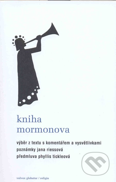 Kniha Mormonova - Jana Riessová