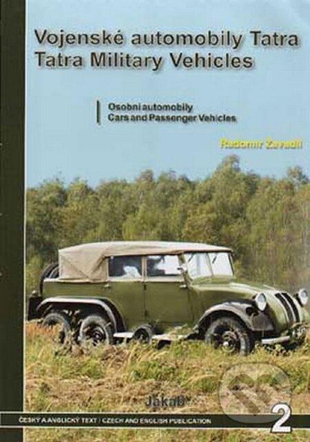 Vojenské automobily Tatra - Radomír Zavadil