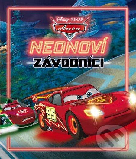 Auta: Neonoví závodníci -