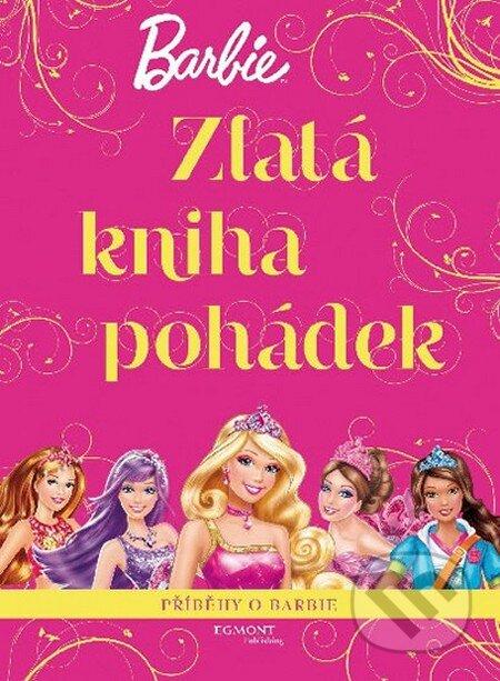 Barbie: Zlatá kniha pohádek -